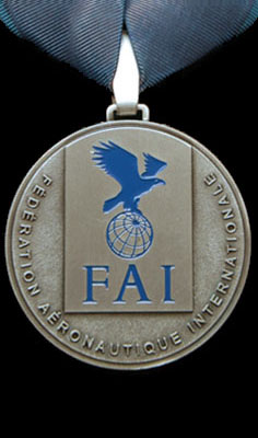 Silver Medal at FAI World Meet 2008 as videographer in FS 4-Way with Team Blue