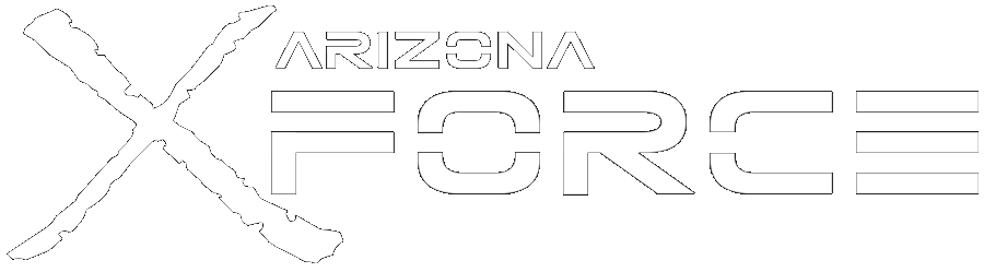 Logo of Team Arizona X-Force (VFS 4-Way Open)