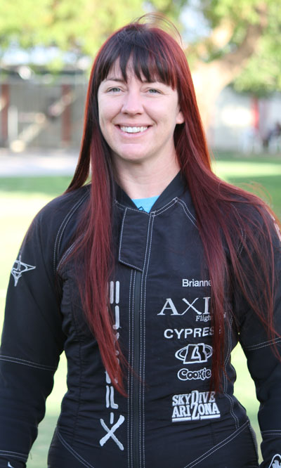 Brianne Thompson of VFS Team Arizona X-Force
