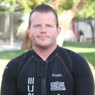 Keith Fournier of VFS Team Arizona X-Force