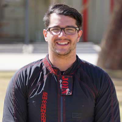 Nate Roth of VFS Team Arizona X-Force